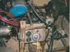 Motorgenerátor pro kutily a hračičky: Dělal jsem i experimenty s výkonnějším generátorem, který jsem poháněl škodováckým motorem na plyn, topilo to příšerně v garáži, dalo by se to používa