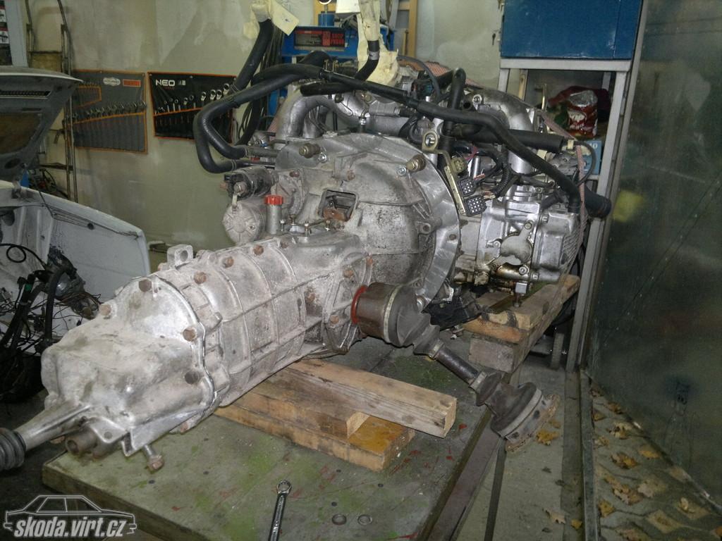 Panku Skoda 120 Ej20 Subaru Emka Auta Skoda Virt Cz